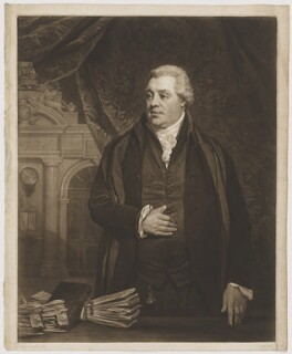 Thomas Lowten, by Charles Turner, after  Thomas Phillips - NPG D37464