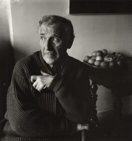 Marc Chagall, by Ida Kar - NPG x132957