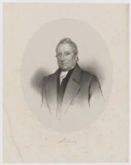 S.H. Lucy, by James Henry Lynch, printed by  M & N Hanhart, after  J. Large - NPG D38022