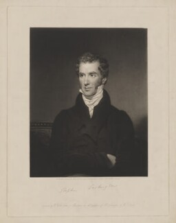 Stephen Lushington, by and published by William Walker, after  Sir William John Newton, published May 1834 - NPG D38024 - © National Portrait Gallery, London
