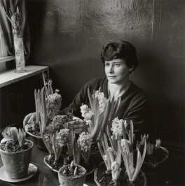 Doris Lessing, by Ida Kar - NPG x132971