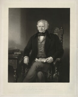 John Wakefield, by Samuel Bellin, printed by  W. Hatton, after  William Bowness - NPG D37977