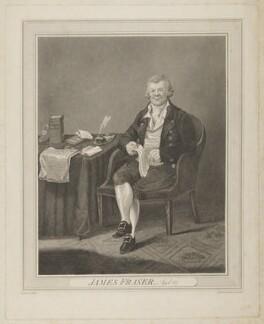 James Fraser, by William Poole, after  Robert Dighton - NPG D38423