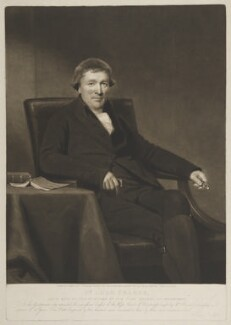 Luke Fraser, by Charles Turner, published by  John Steell, after  George Watson - NPG D38425