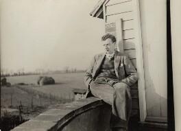 Benjamin Britten, by Enid Thelma Slater (née Mace) - NPG x15200