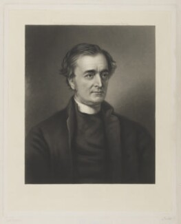 Dr Frazer, probably by James Scott, published by  T.W. Green, after  Charles Mercier - NPG D38428