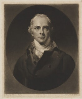 Samuel Lysons, by and published by Samuel William Reynolds, after  Sir Thomas Lawrence - NPG D38047