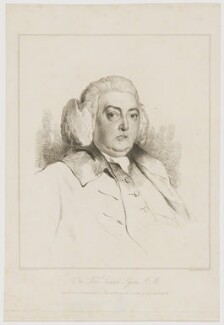 Samuel Lysons, by William Daniell, after  Sir Thomas Lawrence - NPG D38049