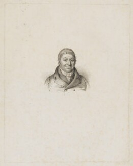 J. Lyster, by Anthony Cardon - NPG D38050