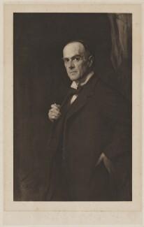 Alfred Lyttelton, after Philip Alexius de László - NPG D38051