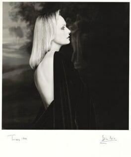 Twiggy, by Brian Aris, 1994 - NPG x133185 - © Brian Aris