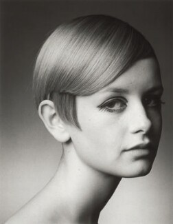 Twiggy, by Barry Lategan - NPG x133188