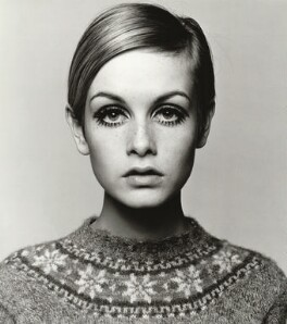 Twiggy, by Barry Lategan - NPG x133189