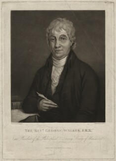 George Walker, by George Clint, published by and after  Richard Parkes Bonington - NPG D37992