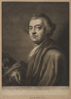 James Macardell, by Richard Earlom, published by  Robert Sayer, after  James Macardell - NPG D38059