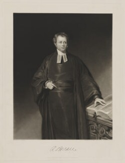 Robert Stephens McAll, by William Ward, published by  Thomas Agnew, after  John Bostock - NPG D38060