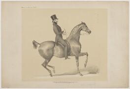 possibly John William Fremantle, published by Thomas McLean, published 1 April 1841 - NPG D38430 - © National Portrait Gallery, London