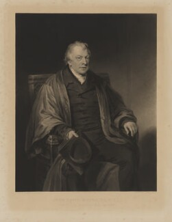 John David Macbride, by Thomas Goff Lupton, published by  James Wyatt & Son, after  William Salter - NPG D38065