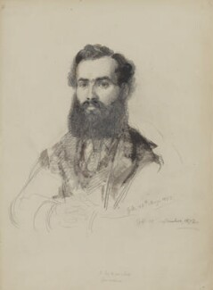 Jacob Luard Pattisson, by Sir George Scharf - NPG 4053(9)