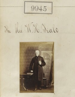 William Henry Teale, by Camille Silvy - NPG Ax59663
