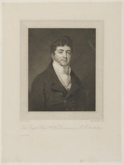 Sir William Henry Fremantle, by Philipp Audinet, probably after  William Yellowlees - NPG D38431