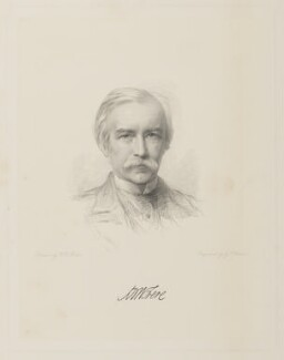 Sir (Henry) Bartle Edward Frere, 1st Bt, by George J. Stodart, after  William Edwards Miller - NPG D38433