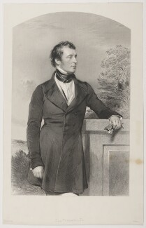James Freshfield, by Francis Holl, after  George Richmond, (1846) - NPG D38434 - © National Portrait Gallery, London