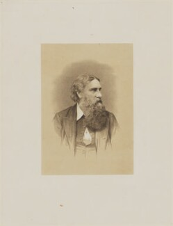 George MacDonald, by Unknown artist - NPG D38075