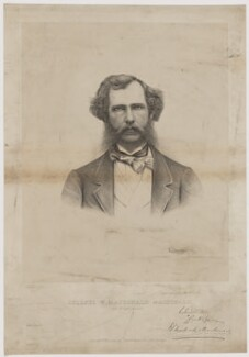William Macdonald Macdonald, published by J. Mansfield & Co - NPG D38079