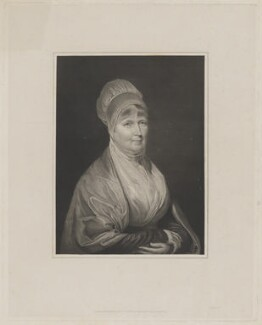 Elizabeth Fry, published by Edmund Fry, after  Charles Robert Leslie - NPG D38443