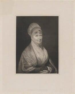 Elizabeth Fry, published by Edmund Fry, after  Charles Robert Leslie, published 1 January 1828 (1823) - NPG D38443 - © National Portrait Gallery, London