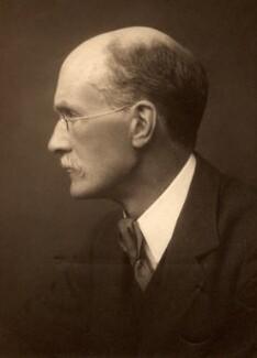 (George) Gilbert Aimé Murray, by George Charles Beresford - NPG x12905