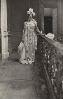 Margherita Scott-Ellis (née van Raalt), Lady Howard de Walden, by Cavendish Morton - NPG x46653
