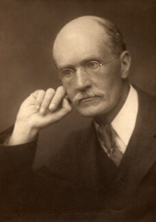 (George) Gilbert Aimé Murray, by George Charles Beresford - NPG x12906