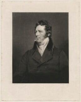 Robert Walpole, by William Ward, after  John Jackson - NPG D38511
