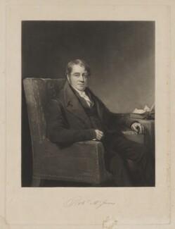 Robert McInnes, by Edward McInnes, after  Robert McInnes - NPG D38091