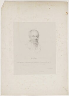 Sir James Mackintosh, by Isaac Ware Slater, printed by  Charles Joseph Hullmandel, published by  Joseph Dickinson, published by and after  Joseph Slater - NPG D38104