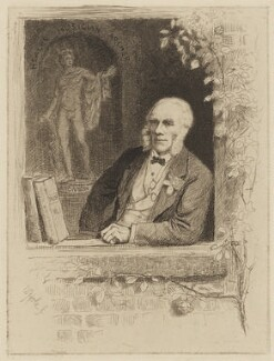 Sir Andrew Douglas Maclagan, by William Brassey Hole - NPG D38105