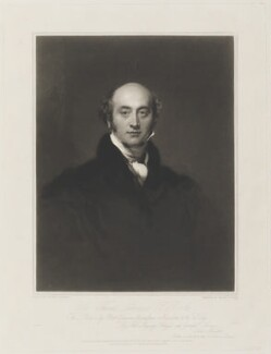 Sir Thomas Lawrence, by Samuel Cousins, published by  Walter Benjamin Tiffin, published by  Rittner and Co, after  Sir Thomas Lawrence - NPG D38513