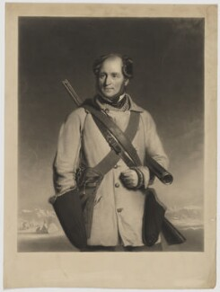 Sir Robert McClure, by James Scott, after  Stephen Pearce - NPG D38114