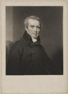 Buchanan MacMillan, by Charles Turner, after  William Haines - NPG D38117
