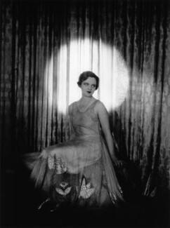 Joan Barry, by Fred Daniels - NPG x133247