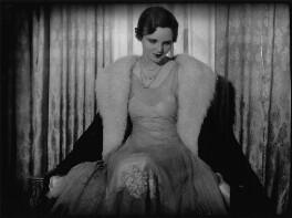 Joan Barry, by Fred Daniels - NPG x133250