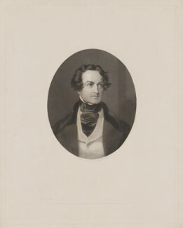 William Charles Macready, by James Posselwhite, printed by  Reynolds & Draysey, published by  Marseille Middleton Holloway, after  Frederick A.C. Tilt - NPG D38127
