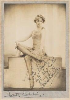 Binnie Hale, by Dorothy Wilding - NPG x133222