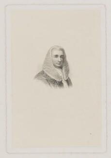Sir Joseph Napier, 1st Bt, after Stephen Catterson Smith - NPG D38466