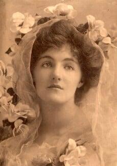 Cecily Margaret Lambton (née Horner), by George Charles Beresford - NPG x18586