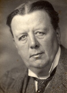 Sir (Edwin) Ray Lankester, by George Charles Beresford - NPG x19879