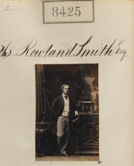 Rowland Smith, by Camille Silvy - NPG Ax58247