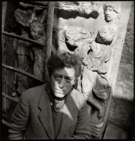 Alberto Giacometti, by Ida Kar - NPG x133258